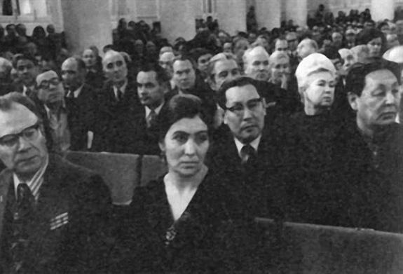 IV съезд писателей РСФСР. Москва, 1975 г.